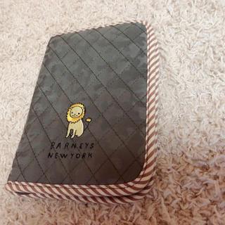 バーニーズニューヨーク(BARNEYS NEW YORK)のバーニーズニューヨーク 母子手帳ケース(母子手帳ケース)