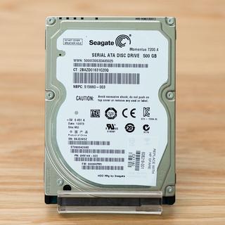 バッファロー(Buffalo)のシーゲート seagate 2.5インチ HDD 500GB 7200rpm(ノートPC)