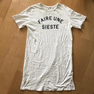 GU - GU Tシャツワンピース