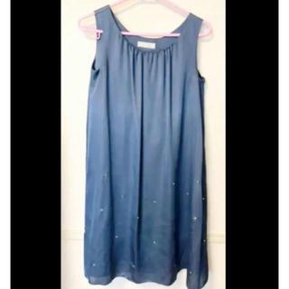 エニィスィス(anySiS)のドレス(ひざ丈ワンピース)