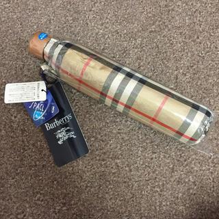 BURBERRY - ★Burberry 折りたたみ傘 オーロラ株式会社★