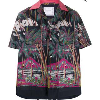 sacai - sacai × sun surf アロハシャツ
