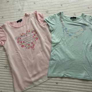 EASTBOY - 150 イーストボーイ Tシャツ 2枚セット
