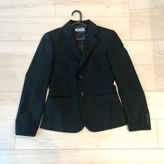 アオヤマ(青山)のスーツ ジャケット 黒 レディース(スーツ)