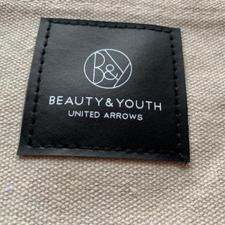 BEAUTY&YOUTH UNITED ARROWS - ビューティ&ユースユナイテッドアローズ エコバッグ トートバッグ
