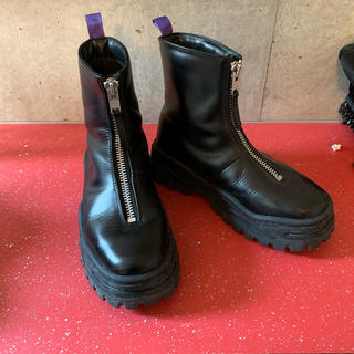 ACNE - eytys raven フロントジップ ブーツ 42