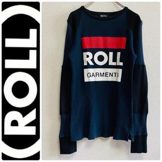 ルードギャラリー(RUDE GALLERY)の一点物  ROLL (ロール)サーマル ロンT(Tシャツ/カットソー(七分/長袖))