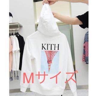 Supreme - 新品 KITH Tokyo tower hoodie 東京タワー パーカー M