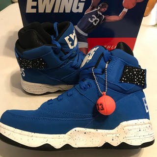 Ewing Athletics - EWING 33 HI atmosコラボモデル 27cm