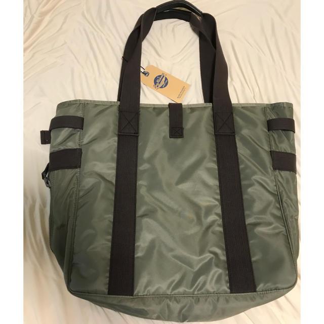 Buzz Rickson's(バズリクソンズ)のバズリクソンズ ポーター トートバッグ 新品未使用 メンズのバッグ(トートバッグ)の商品写真
