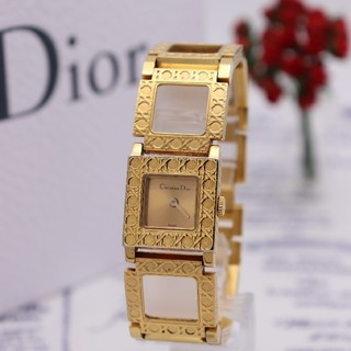 Christian Dior - 付属品完備【新品電池】ChristianDior/D60-150 ラパリジェンヌ