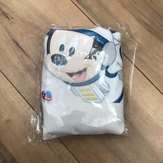 ミッキーマウス(ミッキーマウス)の【新品非売品】ミッキーマウスエコバッグ(エコバッグ)