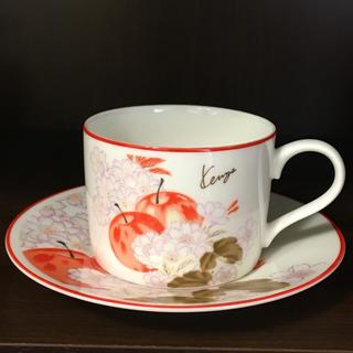 ケンゾー(KENZO)のKENZO カップ&ソーサー(食器)