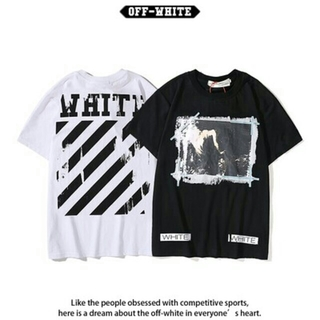 OFF-WHITE - OWA-12  off-white Tシャツ 2枚 8000円