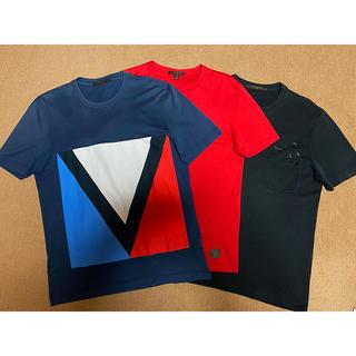LOUIS VUITTON - ルイヴィトン  Tシャツ Sサイズ 3枚