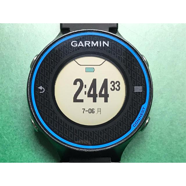 GARMIN(ガーミン)の最終値下げ ガーミン GARMIN Fore Athlete 620J スポーツ/アウトドアのランニング(その他)の商品写真