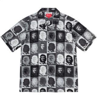 シュプリーム(Supreme)のSupreme Che Rayon S/S shirt Black M(シャツ)