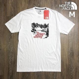 ザノースフェイス(THE NORTH FACE)のノースフェイス CANADA TEE 半袖Tシャツ (M)白 180902(Tシャツ/カットソー(半袖/袖なし))