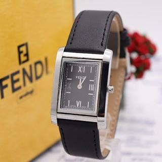 FENDI - 付属品完備【新品電池】FENDI 7600M/ループ 美品 人気モデル