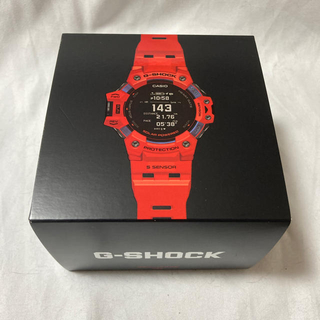 G-SHOCK - 【新品未開封】G-SHOCK G-SQUAD GBD-H1000-4JR メンズ