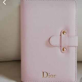 Dior - ディオールノベルティ非売品限定品ノート新品未開封