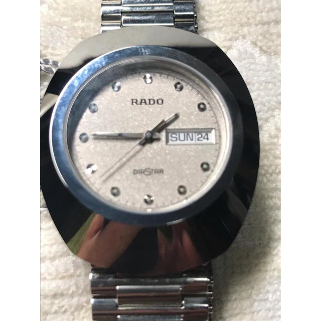 RADO(ラドー)のラドー男性用時計 メンズの時計(腕時計(アナログ))の商品写真