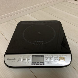 パナソニック(Panasonic)のPanasonic KZ-PH33-K 卓上IH調理器(IHレンジ)