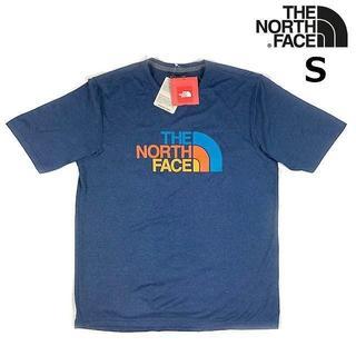 ザノースフェイス(THE NORTH FACE)の売切!ノースフェイス ハーフドーム 速乾 半袖Tシャツ(S)紺 180902(Tシャツ/カットソー(半袖/袖なし))