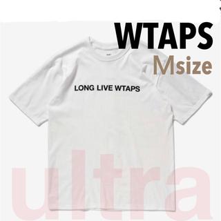 W)taps - 【Мサイズ】WTAPS LLW Tシャツ ホワイト