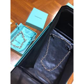 ティファニー(Tiffany & Co.)のティファニー ブレスレット(ネックレス)