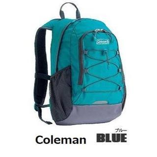 コールマン(Coleman)のColeman コールマン リュック ブルー(リュック/バックパック)