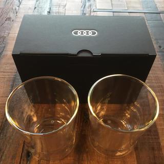 AUDI - ⭐️アウディ 非売品グラス 二層タイプ