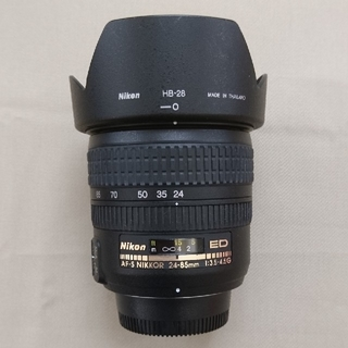 Nikon - ニコン AF-s NIKKOR 24-85mm 1:3.5-4.5G ED
