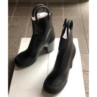 Saint Laurent - Random Identities worker boots 41