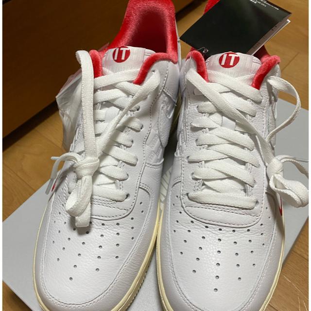 NIKE(ナイキ)のKITH × NIKE AIR FORCE 1 LOW 東京限定 メンズの靴/シューズ(スニーカー)の商品写真