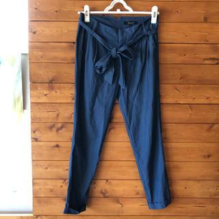 ユナイテッドアローズ(UNITED ARROWS)のUNITED ARROWS ユナイテッドアローズ パンツ ズボン ネイビー S(カジュアルパンツ)
