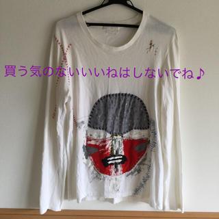 アレキサンダーマックイーン(Alexander McQueen)のアレキサンダーマックイーン カットソー(Tシャツ/カットソー(半袖/袖なし))