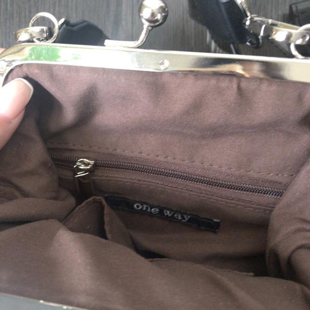 one*way(ワンウェイ)のショルダーバッグ レディースのバッグ(ショルダーバッグ)の商品写真