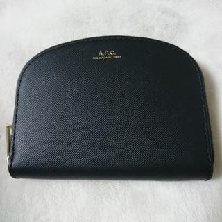 アーペーセー(A.P.C)のA.P.C. 財布 ブラック(財布)