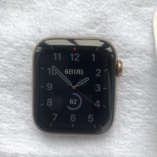 Apple Watch - Apple Watch SERIES 4  セルラーモデル44mm