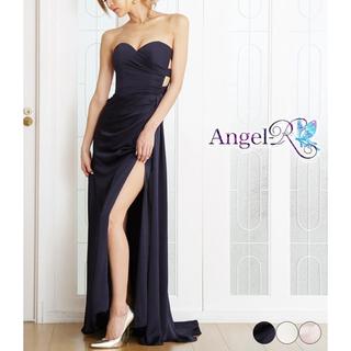 AngelR - エンジェルアール♡ネイビーロング ドレス ワンピ キャバ  ホステス