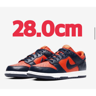 NIKE - NIKE DUNK LOW SP CHAMP COLORS 28.0cm