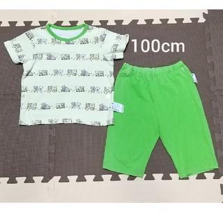 ユニクロ(UNIQLO)のユニクロ 半袖パジャマ 100cm(パジャマ)
