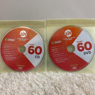 Zumba - zumba dvd cd 60 新品未使用