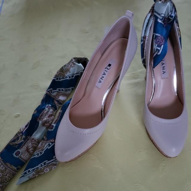 DIANA(ダイアナ)のダイアナパンプス23.5 レディースの靴/シューズ(ハイヒール/パンプス)の商品写真