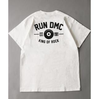 JOURNAL STANDARD - Run-DMCスペシャルロゴTシャツ