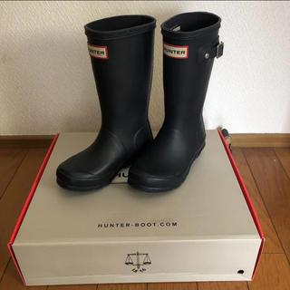 ハンター(HUNTER)のHUNTER 長靴 17cm(長靴/レインシューズ)