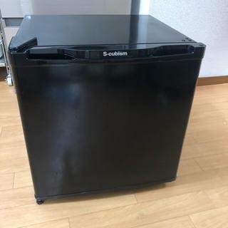 S-cubism 46L 1ドア 小型冷蔵庫