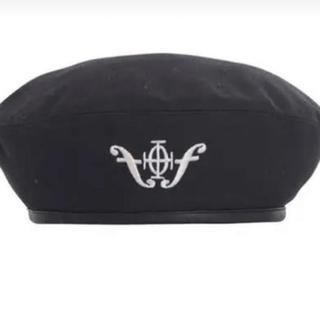パメオポーズ(PAMEO POSE)のPAMEOPOSE ベレー帽 ⚠️ぽぽ様専用(ハンチング/ベレー帽)
