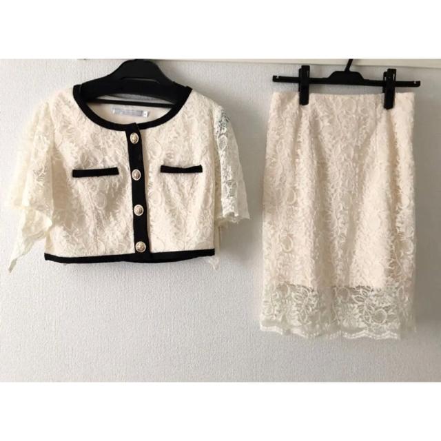 ROBE(ローブ)のdea robe de fleurs キャバドレス  レディースのフォーマル/ドレス(ナイトドレス)の商品写真